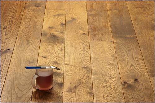 Prijs Eikenhouten Vloer : Oude houten vloeren van bijzonder hoge kwaliteit